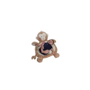 Baby mat Monkey