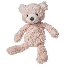 Blush Putty Bear Large
